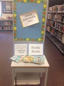 Library buddy books